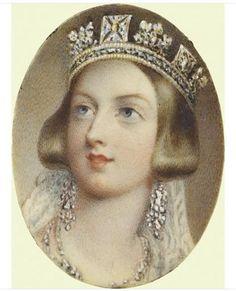 #2 George IV Diadem on Queen Victoria
