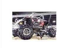 2 Inch 4 Point Harness Seat Belt RZR 1000 Jeep Truck Pink Tyrex Rhino Crawler
