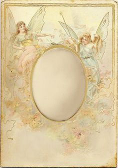 Angelic oval All sizes | Very Old Mat | Flickr - Photo Sharing!