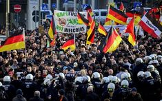 Germans protesting against Merkel's migration policy - Germans are not planning to stop protesting against Angela Merkel and her migration policy. Several demonstrations have already taken place and the next one will be on 24 February.