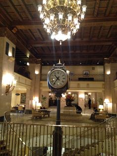 The Fairmont Royal York Hotel, Toronto, Ontario. Historical, beautiful and perfectly situated!