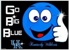 Hello to my Kentucky Wildcats Fan friends 😊..... Let's get LOUD FANS.....come on WILDCATS....and get this win.... let's play as a team... let me see some dunks and I sure can't forget them alley oops....have some fun....let's show them what we are made of!! CHEERING LOUD AND PROUD KENTUCKY WILDCATS in the bluegrass state 😊🏀
