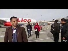Lion Air Salah Turunkan Penumpang Dari Singapura Ke Terminal 1 Kedatanga...