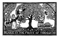 Los frutos de la tierra