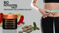 BIO FATFIGHTERS TABLET: For Weight Loss & Energy Balance that is formulated to fight fat storage and stimulate metabolism for weight loss and management. Fat Burner Supplements, Weight Loss Supplements, Speed Up Metabolism, Reproductive System, Reduce Cholesterol, Organic Herbs, Aging Process, Reduce Inflammation