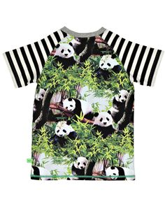 Molo T-shirt - Short sleeve - Panda
