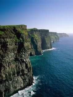 Cliffs of Moher.  Beautiful trip even though I was sick on the boat the entire time!