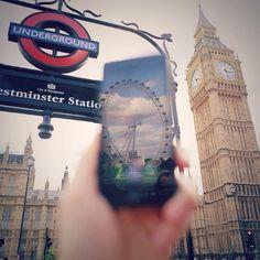 #londoneye #bigben #london #travel #holidays