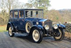 Rolls-Roye 20HP 1927. Maintenance of old vehicles: the material for new cogs/casters/gears/pads could be cast polyamide which I (Cast polyamide) can produce