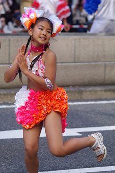 Festival Girls, Culture Club, Cute Japanese, Young Models, Dance Costumes, Kobe, Tween, Harajuku, Captain Hat