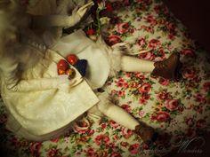 Little Gardener and Fox Handmade air-dry clay doll, OOAK by Romantic Wonders Clay Dolls, Art Dolls, Air Dry Clay, Handicraft, Fox, Romantic, Handmade, Gifts, Facebook