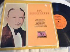 Bix Beiderbecke, The Wolverines, LP Vinyl FS 317