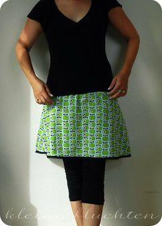 Schneller Jerseyrock / FrauLiebstes pattern freebook