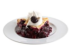 Berry Pie  217 calories  9-inch ready-to-bake pie shell    Filling:  4 cups blackberries (or any favorite berries)  1 cup Splenda  1/4 cup flour  dash salt    Topping:  2 tbsp light margarine, melted  1/2 cup flour  1/4 cup Splenda Brown Sugar Blend  (I would substitute Stevia for Splenda)