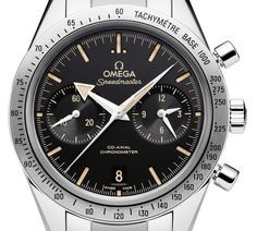 Omega Speedmaster 57 Retro Dial Watch For 2015