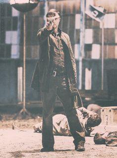"'the governor' (david morrissey) -- ""the walking dead"", season 3."