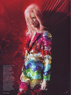 Crow's Nest in Vogue 2012, December issue