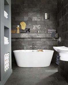 Bathroom Design Ideas with Natural Stone