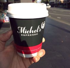 Coffee Sydney @ Michel's espresso