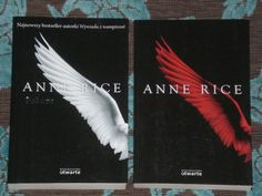 Anne Rice: Pokuta + Kuszenie  Cena: 38zł Pełen opis na: https://sprzedajemy.pl/pokuta-kuszenie-anne-rice-nr46708042