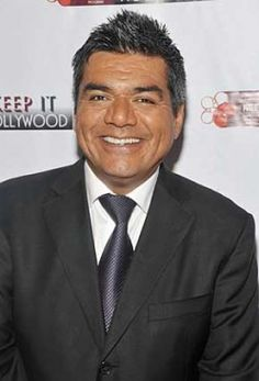 George Lopez (born April 23, 1961) is an American comedian, actor, and talk show host.