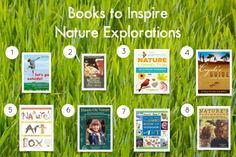 Book Love: Nature Explorations