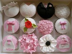 Wedding Ideas - Cupcake #1 - Weddbook