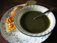 Cream of Kale soup