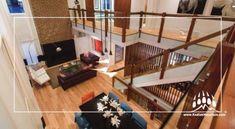 Beautiful custom home by @vanarborhomes in Lethbridge AB featuring our @generalshale Coliseum⠀ ⠀ -----⠀ www.KodiakMountain.com ⠀ -----⠀ #KodiakMountainStone⠀ ⠀ ⠀ ⠀ #HomeBuilding #HomeBuilder #HomeBuilders #CustomHomes #Luxury #LuxuryHome #Construction #mo Home Builders, Custom Homes, Luxury Homes, Building A House, Stairs, Construction, Beautiful, Home Decor, Ladders