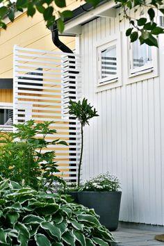 Treliça fácil divisória para ducha privativa de piscinas ou para a decoração de seu jardim