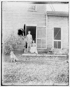 Dayton Ohio c.1904 The Lindemuth Farmers Homestead by GalleryLF, $6.45