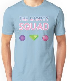 Steven Universe - The Shorty Squad Unisex T-Shirt