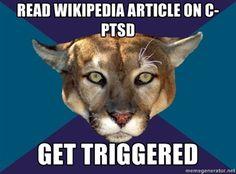 PTSD Puma's Cave
