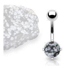 1 x Gold Pl Captive Bead Ball Ring CBR Eyebrow Ear GP 18g 6mm piercing  B