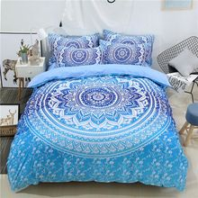 Brand new arrival Bohemia India Datura flowers printed Bed linens Bedding Sets Duvet Cover Set with Pillowcases Mandala religion style set now available for sale US $76.99 with free postage  you could find this amazing item plus more at our web site      Purchase it today in the following >> http://bohogipsy.store/products/bohemia-india-datura-flowers-printed-bed-linens-bedding-sets-duvet-cover-set-with-pillowcases-mandala-religion-style-set/,  #Boho