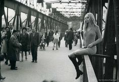 Paris 1967 Photo by Édouard Boubat