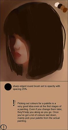 CGSociety - Tutorial: How to Paint Realistic Hair. By: Linda Bergvist;  Part 1  http://www.cgsociety.org/index.php/CGSFeatures/CGSFeatureSpecial/tutorial_how_to_paint_realistic_hair#