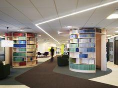 Svensk Travsport Offices / Note Design Studio,© Mathias Nero