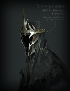 Witch King Concept from Lord of the Rings Online