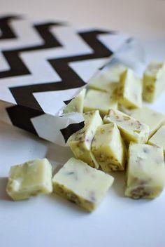 DecoDreamer's Diary: Homemade fudge, kotitekoinen fudge, itsetehty fudge