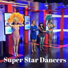 Samba dancers with superstar quality, shows and performances since 2005.  Call 323 646 7731  www.superstardancers.com