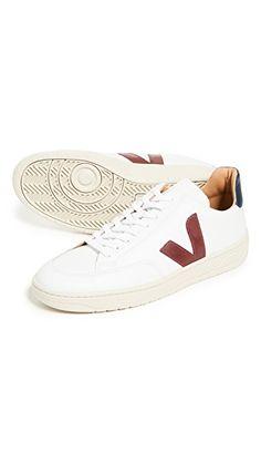 2f84ac18e34 Veja V-12 Bastille Sneakers Veja Sneakers, Bastille, Sneakers Outfit Men,  Lace