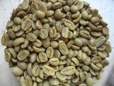 the green coffee that we roast by Arielinha, via Flickr