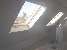 Velux windows - loft conversion W12