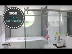 Box limpo e sem manchas por mais tempo com Cristalizador de Vidro | Organize sem Frescuras! - YouTube