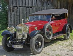1929 re-bodied Tourer (chassis 17WJ)