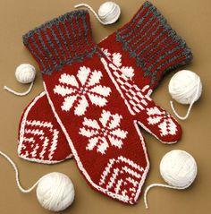 Mützen, #Schals und #Handschuhe - 60 neue #Strickideen