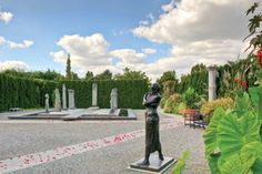 westchester pepsico sculpture gardens - Google Search