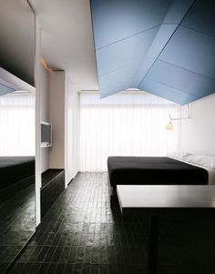 David Chipperfield Architects · Hotel Puerta América, Third Floor · Divisare