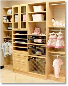 Custom Closets and Storage - Kathie Johnson - Omaha, NE
